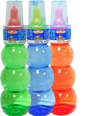 בקבוקי משקה בטעם תות שדה, TRINKETTO